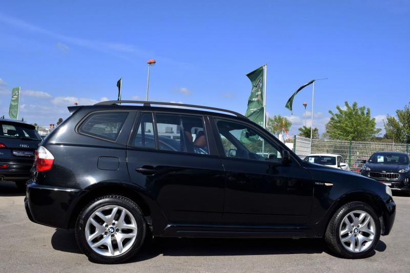 Photo 3 de l'offre de BMW X3 (E83) 3.0DA 218CH MSPORT à 7400€ chez Univers Motors