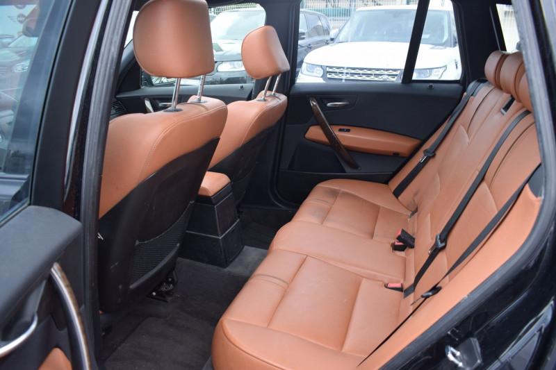 Photo 9 de l'offre de BMW X3 (E83) 3.0DA 218CH MSPORT à 7400€ chez Univers Motors