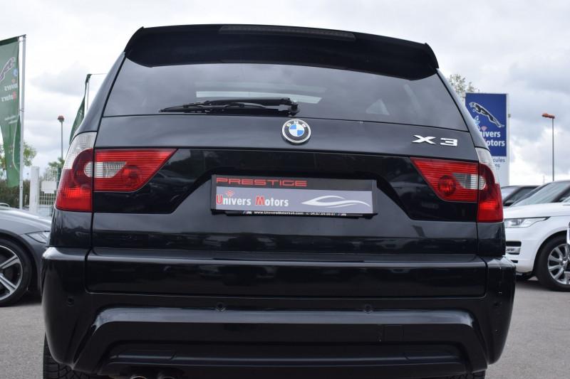 Photo 8 de l'offre de BMW X3 (E83) 3.0DA 218CH MSPORT à 7400€ chez Univers Motors
