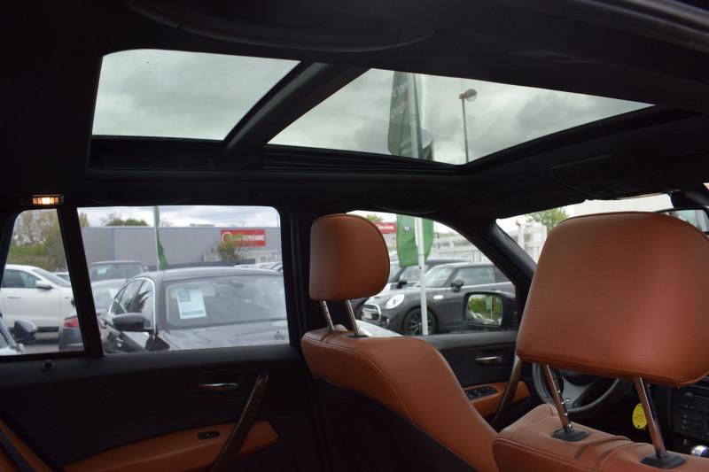 Photo 12 de l'offre de BMW X3 (E83) 3.0DA 218CH MSPORT à 7400€ chez Univers Motors