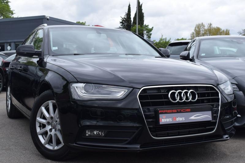 Audi A4 AVANT 2.0 TDI 120CH DPF BUSINESS LINE Diesel NOIR Occasion à vendre