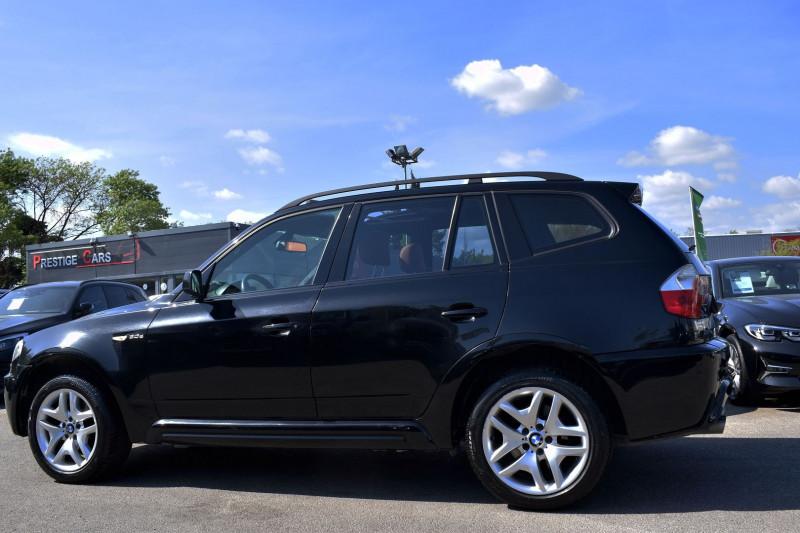 Photo 6 de l'offre de BMW X3 (E83) 3.0DA 218CH MSPORT à 7400€ chez Univers Motors