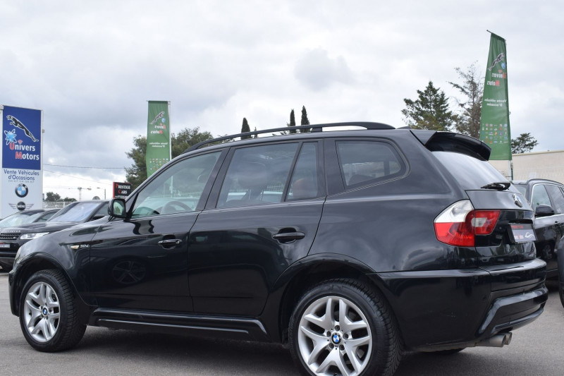 Photo 7 de l'offre de BMW X3 (E83) 3.0DA 218CH MSPORT à 7400€ chez Univers Motors