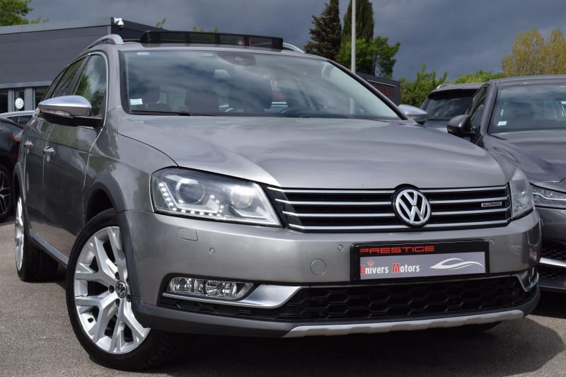 Volkswagen PASSAT ALLTRACK 2.0 TDI 177CH BLUEMOTION FAP 4MOTION DSG6 Diesel GRIS Occasion à vendre