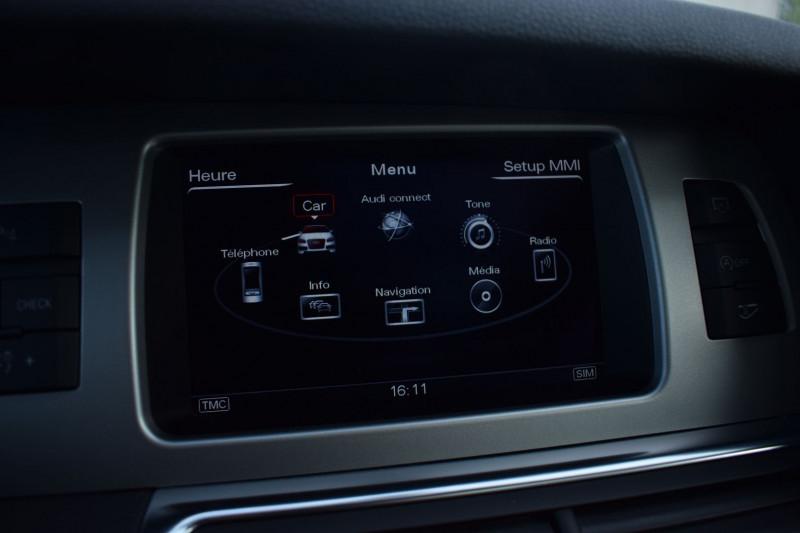 Photo 21 de l'offre de AUDI Q7 3.0 V6 TDI 245CH FAP S LINE QUATTRO TIPTRONIC 7 PLACES à 33900€ chez Univers Motors