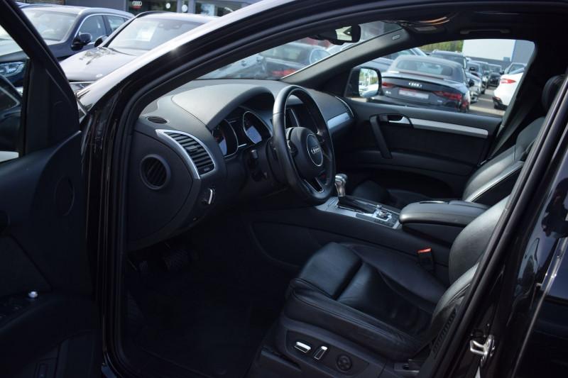 Photo 13 de l'offre de AUDI Q7 3.0 V6 TDI 245CH FAP S LINE QUATTRO TIPTRONIC 7 PLACES à 33900€ chez Univers Motors
