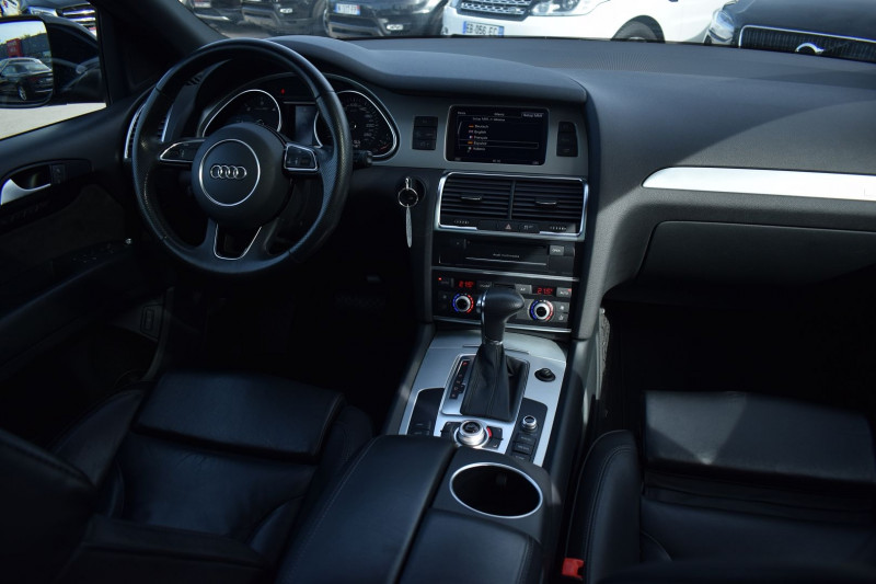 Photo 2 de l'offre de AUDI Q7 3.0 V6 TDI 245CH FAP S LINE QUATTRO TIPTRONIC 7 PLACES à 33900€ chez Univers Motors