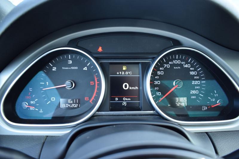 Photo 18 de l'offre de AUDI Q7 3.0 V6 TDI 245CH FAP S LINE QUATTRO TIPTRONIC 7 PLACES à 33900€ chez Univers Motors