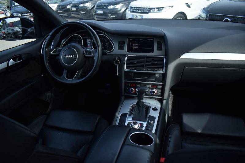 Photo 12 de l'offre de AUDI Q7 3.0 V6 TDI 245CH FAP S LINE QUATTRO TIPTRONIC 7 PLACES à 33900€ chez Univers Motors