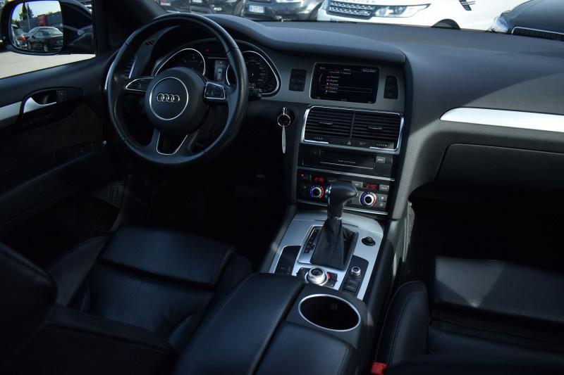 Photo 14 de l'offre de AUDI Q7 3.0 V6 TDI 245CH FAP S LINE QUATTRO TIPTRONIC 7 PLACES à 33900€ chez Univers Motors