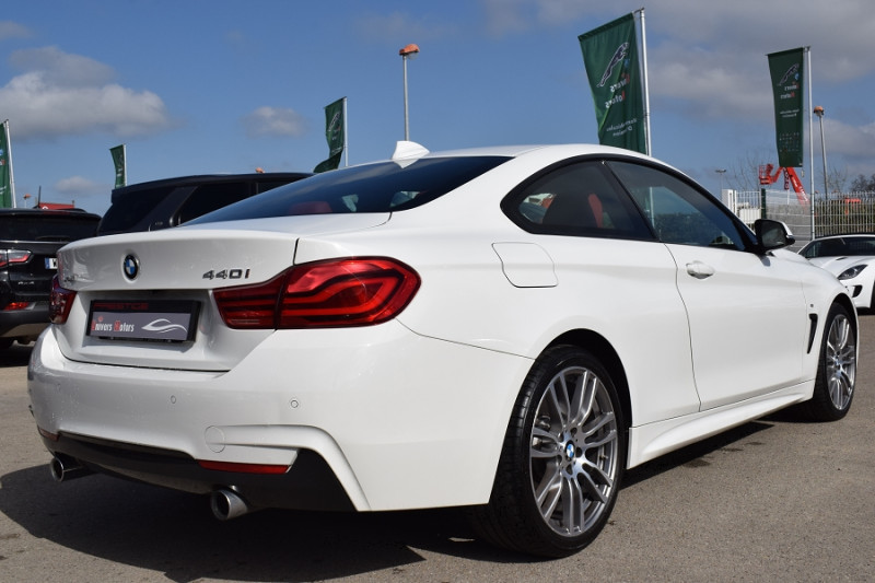 Photo 22 de l'offre de BMW SERIE 4 COUPE (F32) 440IA XDRIVE 326CH M SPORT à 35900€ chez Univers Motors