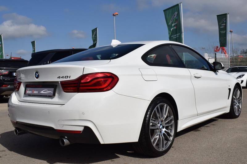 Photo 22 de l'offre de BMW SERIE 4 COUPE (F32) 440IA XDRIVE 326CH M SPORT à 35900€ chez Univers Motors