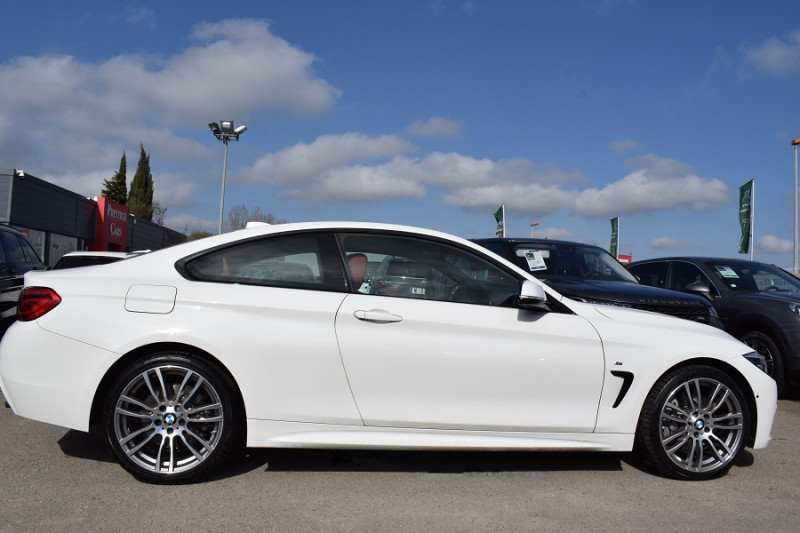 Photo 12 de l'offre de BMW SERIE 4 COUPE (F32) 440IA XDRIVE 326CH M SPORT à 35900€ chez Univers Motors