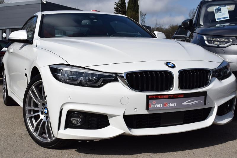 Photo 26 de l'offre de BMW SERIE 4 COUPE (F32) 440IA XDRIVE 326CH M SPORT à 35900€ chez Univers Motors