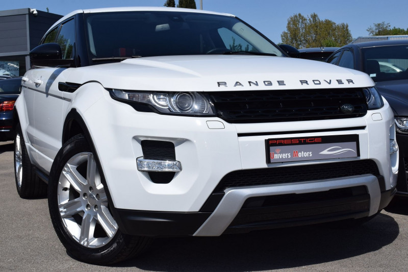Land-Rover EVOQUE 2.2 SD4 DYNAMIC BVA MARK II Diesel BLANC Occasion à vendre
