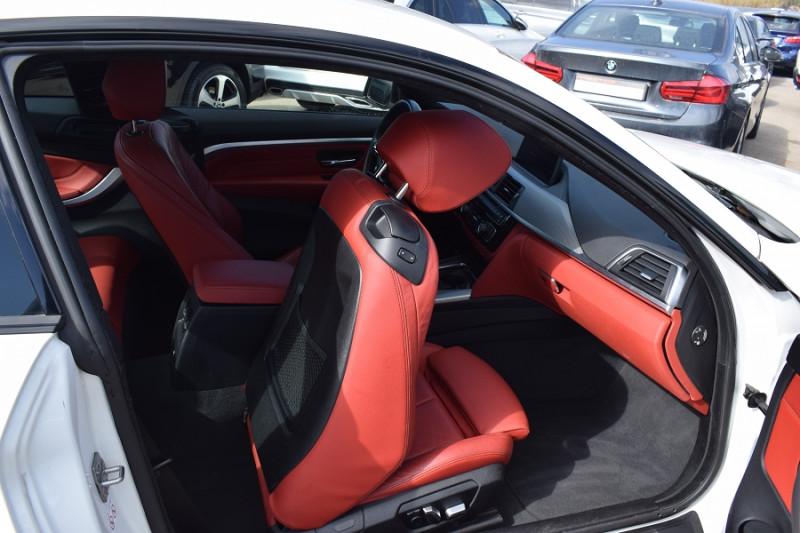 Photo 5 de l'offre de BMW SERIE 4 COUPE (F32) 440IA XDRIVE 326CH M SPORT à 35900€ chez Univers Motors