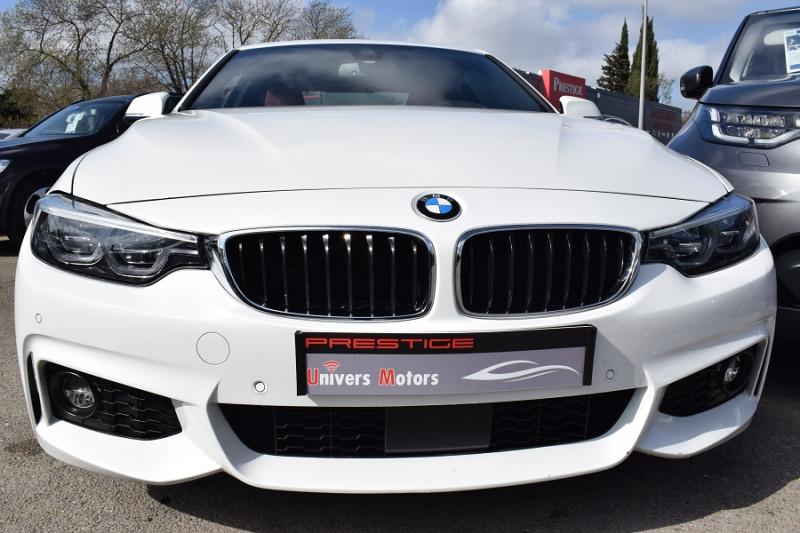 Photo 24 de l'offre de BMW SERIE 4 COUPE (F32) 440IA XDRIVE 326CH M SPORT à 35900€ chez Univers Motors