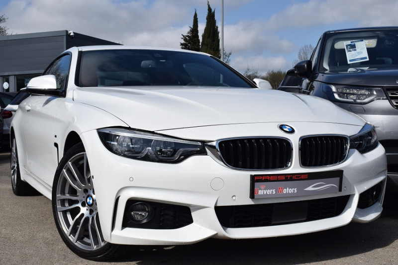 Photo 1 de l'offre de BMW SERIE 4 COUPE (F32) 440IA XDRIVE 326CH M SPORT à 35900€ chez Univers Motors