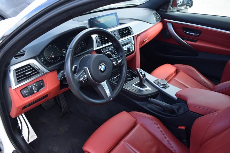 Photo 8 de l'offre de BMW SERIE 4 COUPE (F32) 440IA XDRIVE 326CH M SPORT à 35900€ chez Univers Motors