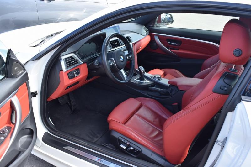 Photo 21 de l'offre de BMW SERIE 4 COUPE (F32) 440IA XDRIVE 326CH M SPORT à 35900€ chez Univers Motors