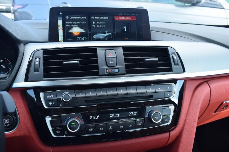 Photo 15 de l'offre de BMW SERIE 4 COUPE (F32) 440IA XDRIVE 326CH M SPORT à 35900€ chez Univers Motors