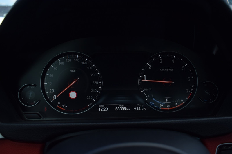 Photo 18 de l'offre de BMW SERIE 4 COUPE (F32) 440IA XDRIVE 326CH M SPORT à 35900€ chez Univers Motors