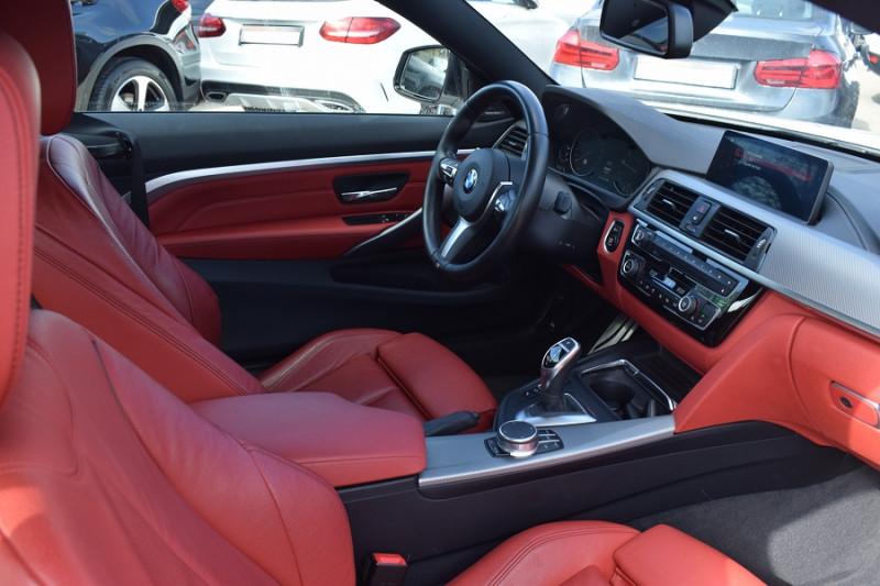Photo 2 de l'offre de BMW SERIE 4 COUPE (F32) 440IA XDRIVE 326CH M SPORT à 35900€ chez Univers Motors