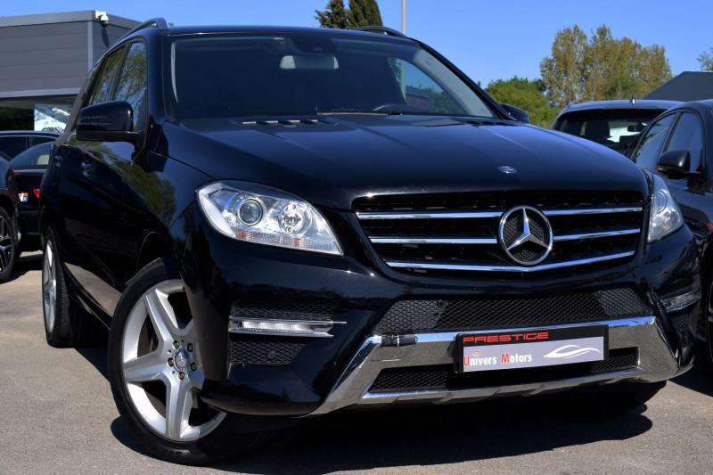 Mercedes-Benz CLASSE ML (W166) 250 BLUETEC SPORT 7G-TRONIC + Diesel NOIR Occasion à vendre