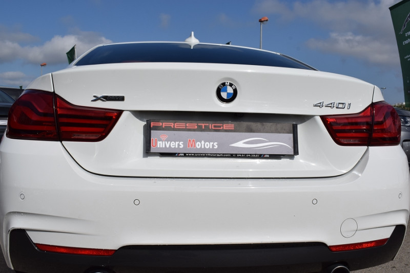 Photo 9 de l'offre de BMW SERIE 4 COUPE (F32) 440IA XDRIVE 326CH M SPORT à 35900€ chez Univers Motors