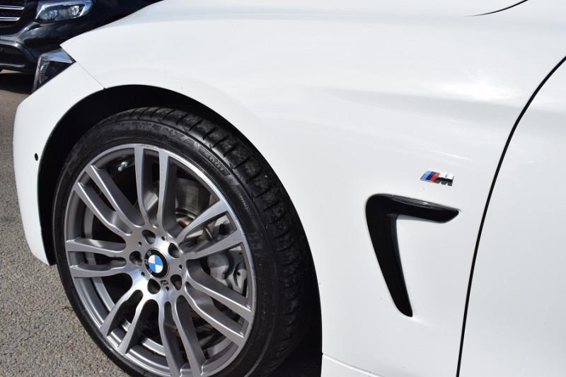 Photo 25 de l'offre de BMW SERIE 4 COUPE (F32) 440IA XDRIVE 326CH M SPORT à 35900€ chez Univers Motors