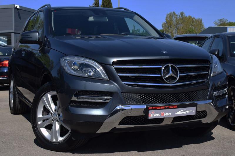 Mercedes-Benz CLASSE ML (W166) 250 BLUETEC SPORT 7G-TRONIC + Diesel GRIS FONCE Occasion à vendre
