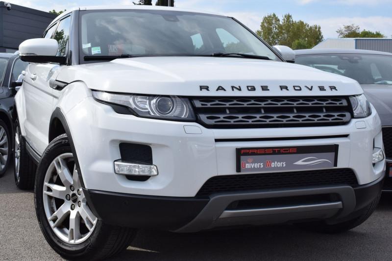 Land-Rover EVOQUE 2.2 SD4 DYNAMIC BVA Diesel BLANC Occasion à vendre