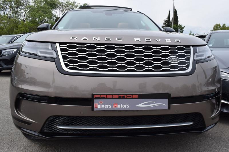 Photo 11 de l'offre de LAND-ROVER RANGE ROVER VELAR 3.0D V6 300CH R-DYNAMIC SE AWD BVA à 51900€ chez Univers Motors