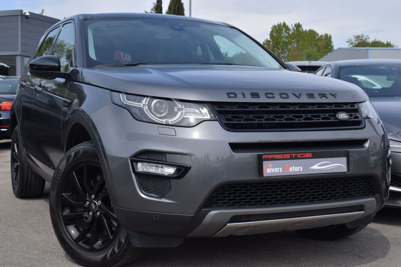 Land-Rover DISCOVERY SPORT 2.0 TD4 150CH BUSINESS AWD BVA MARK III Diesel ANTHRACITE Occasion à vendre