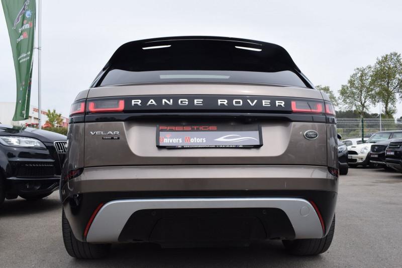 Photo 10 de l'offre de LAND-ROVER RANGE ROVER VELAR 3.0D V6 300CH R-DYNAMIC SE AWD BVA à 51900€ chez Univers Motors