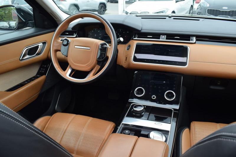 Photo 2 de l'offre de LAND-ROVER RANGE ROVER VELAR 3.0D V6 300CH R-DYNAMIC SE AWD BVA à 51900€ chez Univers Motors