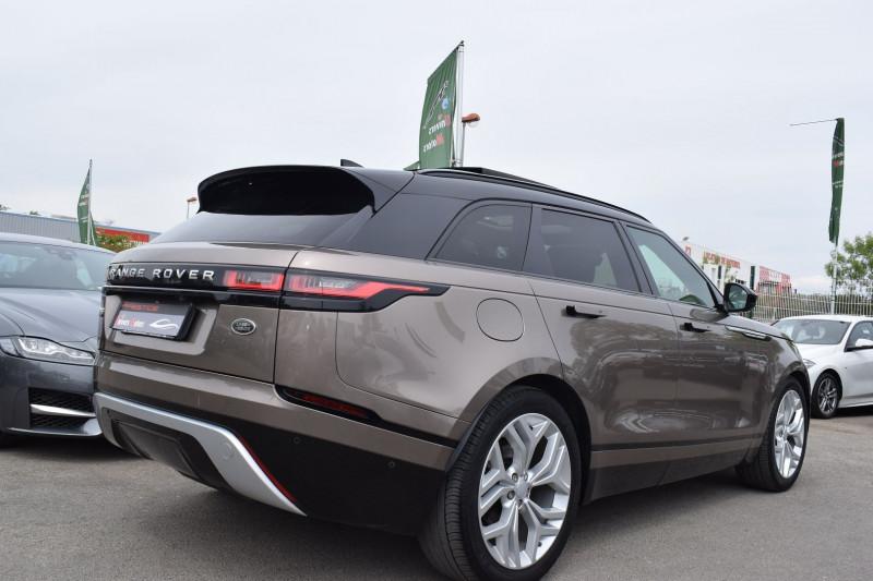 Photo 20 de l'offre de LAND-ROVER RANGE ROVER VELAR 3.0D V6 300CH R-DYNAMIC SE AWD BVA à 51900€ chez Univers Motors