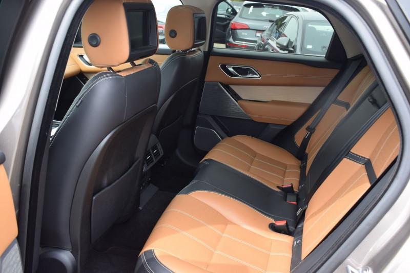 Photo 16 de l'offre de LAND-ROVER RANGE ROVER VELAR 3.0D V6 300CH R-DYNAMIC SE AWD BVA à 51900€ chez Univers Motors