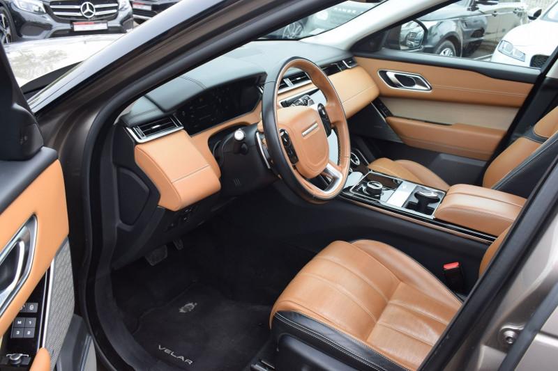 Photo 5 de l'offre de LAND-ROVER RANGE ROVER VELAR 3.0D V6 300CH R-DYNAMIC SE AWD BVA à 51900€ chez Univers Motors