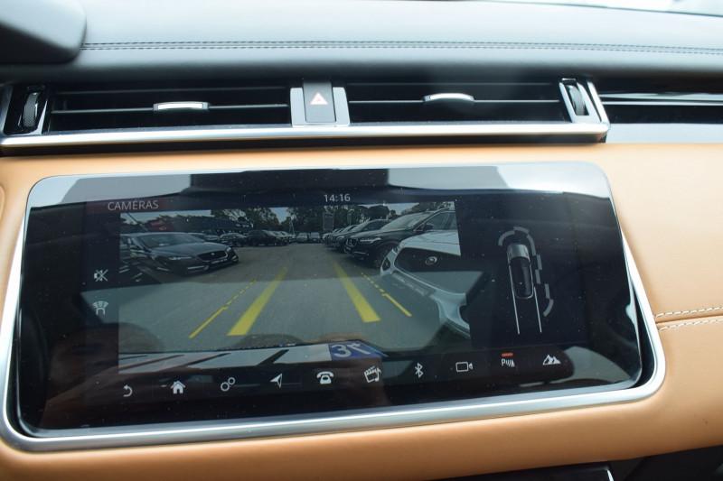 Photo 26 de l'offre de LAND-ROVER RANGE ROVER VELAR 3.0D V6 300CH R-DYNAMIC SE AWD BVA à 51900€ chez Univers Motors