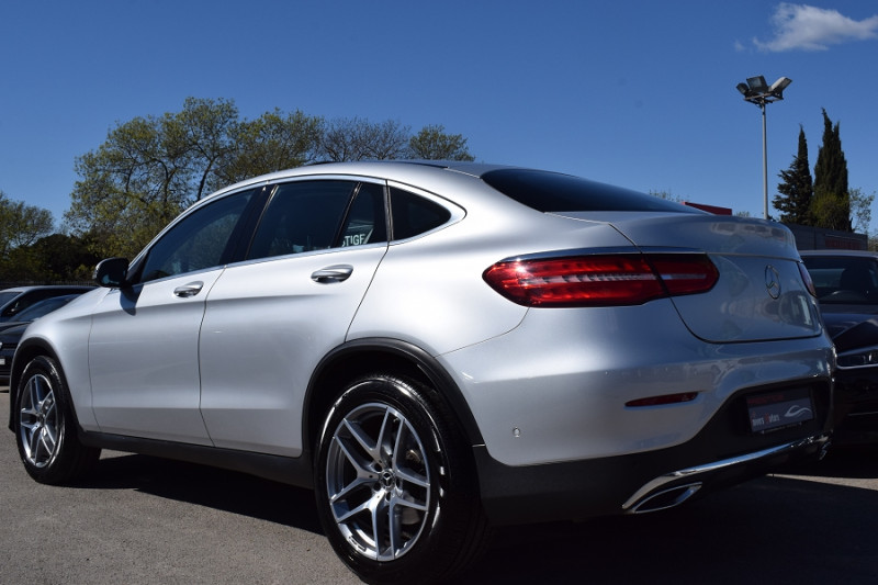 Photo 4 de l'offre de MERCEDES-BENZ GLC COUPE 250 D 204CH FASCINATION 4MATIC 9G-TRONIC à 35900€ chez Univers Motors