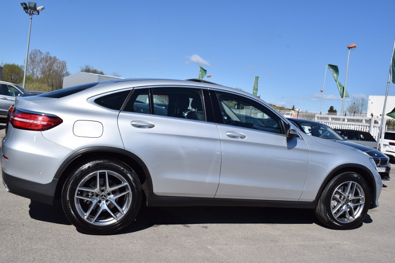 Photo 8 de l'offre de MERCEDES-BENZ GLC COUPE 250 D 204CH FASCINATION 4MATIC 9G-TRONIC à 35900€ chez Univers Motors