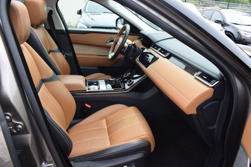 Photo 13 de l'offre de LAND-ROVER RANGE ROVER VELAR 3.0D V6 300CH R-DYNAMIC SE AWD BVA à 51900€ chez Univers Motors