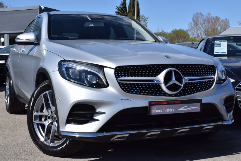 Photo 1 de l'offre de MERCEDES-BENZ GLC COUPE 250 D 204CH FASCINATION 4MATIC 9G-TRONIC à 35900€ chez Univers Motors