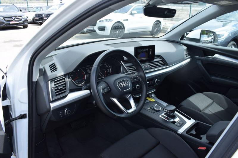 Photo 7 de l'offre de AUDI Q5 2.0 TDI 190CH SPORT QUATTRO S TRONIC 7 à 29900€ chez Univers Motors