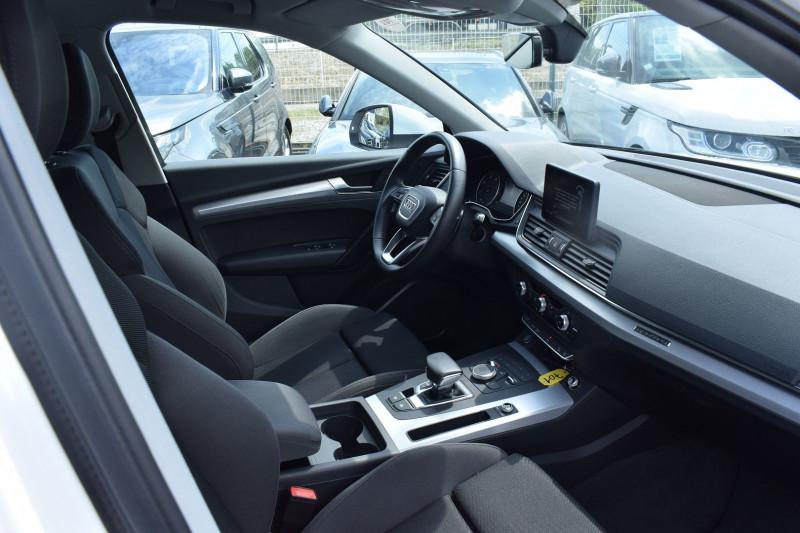 Photo 19 de l'offre de AUDI Q5 2.0 TDI 190CH SPORT QUATTRO S TRONIC 7 à 29900€ chez Univers Motors