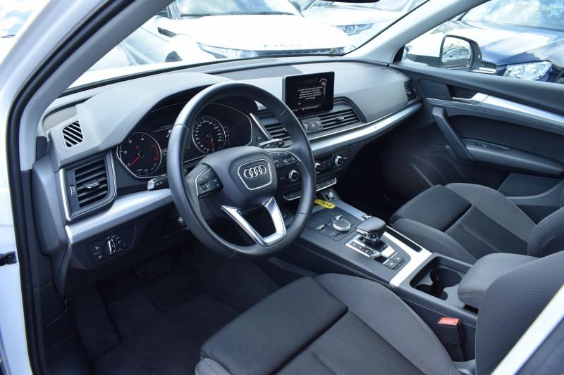 Photo 12 de l'offre de AUDI Q5 2.0 TDI 190CH SPORT QUATTRO S TRONIC 7 à 29900€ chez Univers Motors