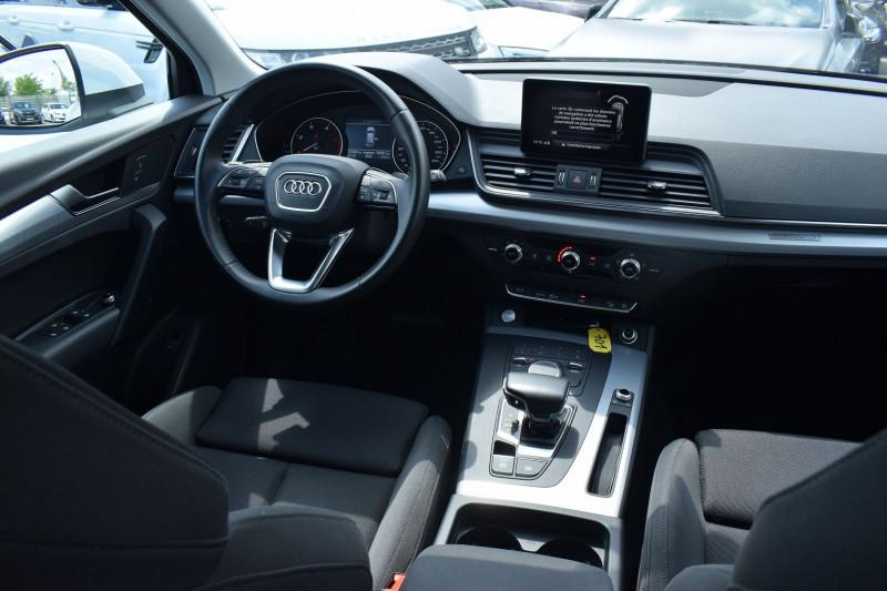 Photo 10 de l'offre de AUDI Q5 2.0 TDI 190CH SPORT QUATTRO S TRONIC 7 à 29900€ chez Univers Motors