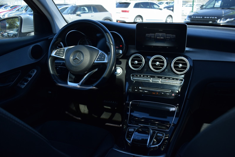 Photo 17 de l'offre de MERCEDES-BENZ GLC COUPE 250 D 204CH FASCINATION 4MATIC 9G-TRONIC à 35900€ chez Univers Motors