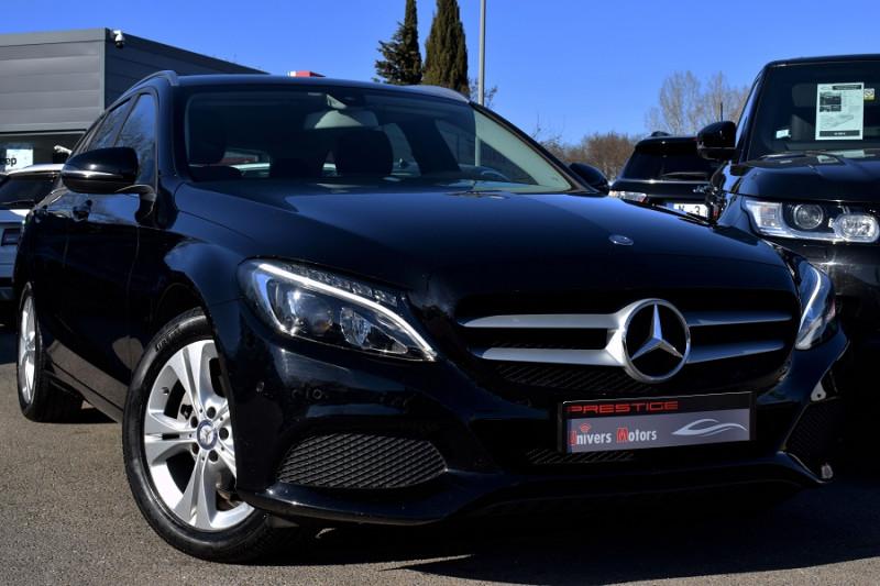 Mercedes-Benz CLASSE C BREAK (S205) 220 D BUSINESS EXECUTIVE 9G-TRONIC Diesel NOIR Occasion à vendre